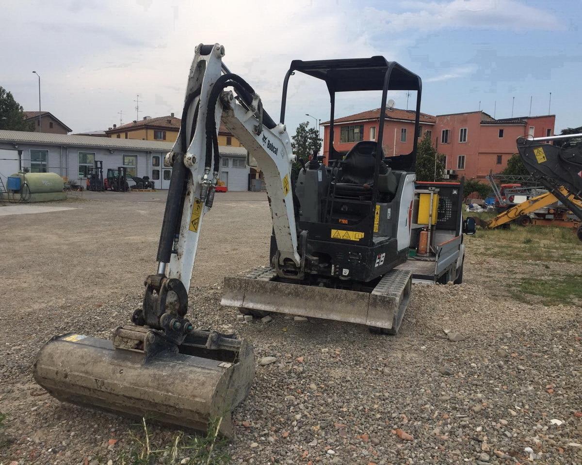 BOBCAT E19 - omeco it